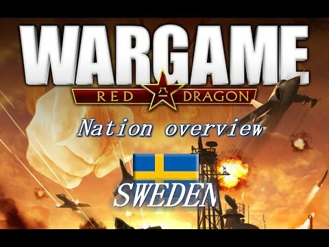 Red Dragon Nations: Swedish deck overview