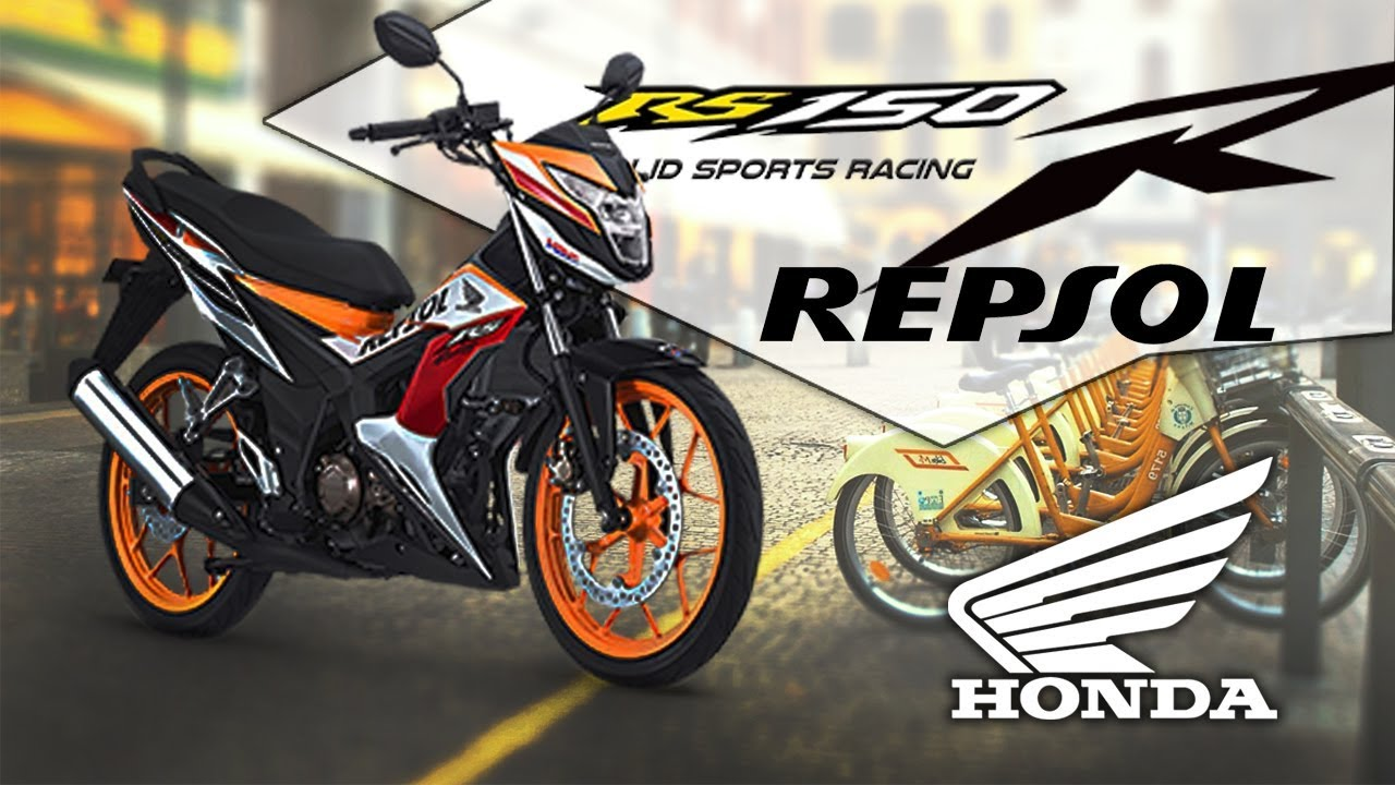 Rs150r Repsol 2017 Edition Honda Philippines Motorsiklo