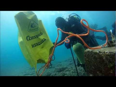 Diving In Lanzarote - How To Use A Lift-bag