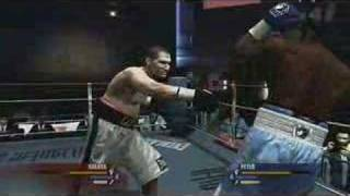 Don King Presents: Prizefighter Xbox 360 Gameplay - Golota v
