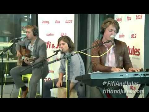 Hanson Covers Taylor Swift We Are Never Ever Getting Back Together