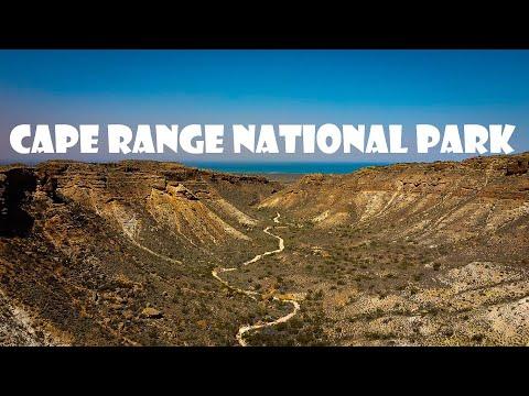 Cape Range National Park | Exmouth WA