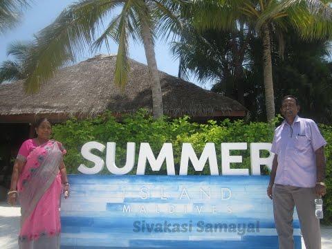 Amma's Vacation Vlog / Sivakasi Samayal / Video - 375