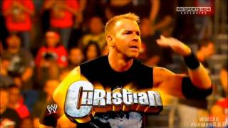 WWE Christian Theme Song - Just Close Your Eyes + 2012 Titantron
