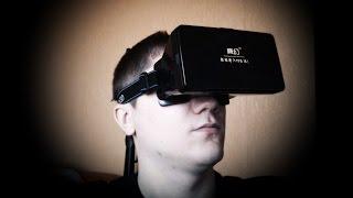 RITECH 3D очки дешевая альтернатива Google CardBoard, Oculus Rift и Gear VR - Посылка из Китая
