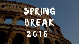 // TRAVEL // GERMANY & ITALY SPRING 2018