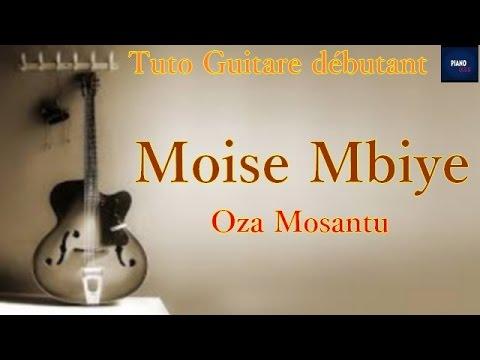 la chanson oza mosantu de moise mbiye