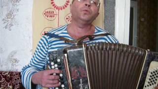 Игра на баяне - Вологда (баян)