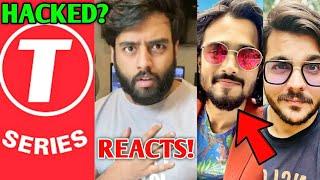 Yashraj Mukhate REACTS To COPIED Song, T-SERIES HACKED?! | BB Ki Vines, Baba Ka Dhaba, Ashish, Deji