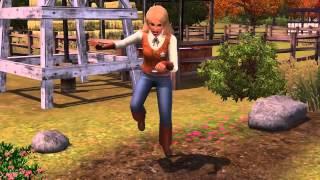 Каталог The Sims 3 «Кино»