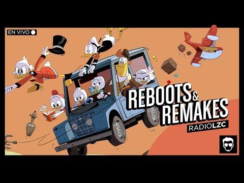 Radio LZC: Reboots & Remakes | LA ZONA CERO