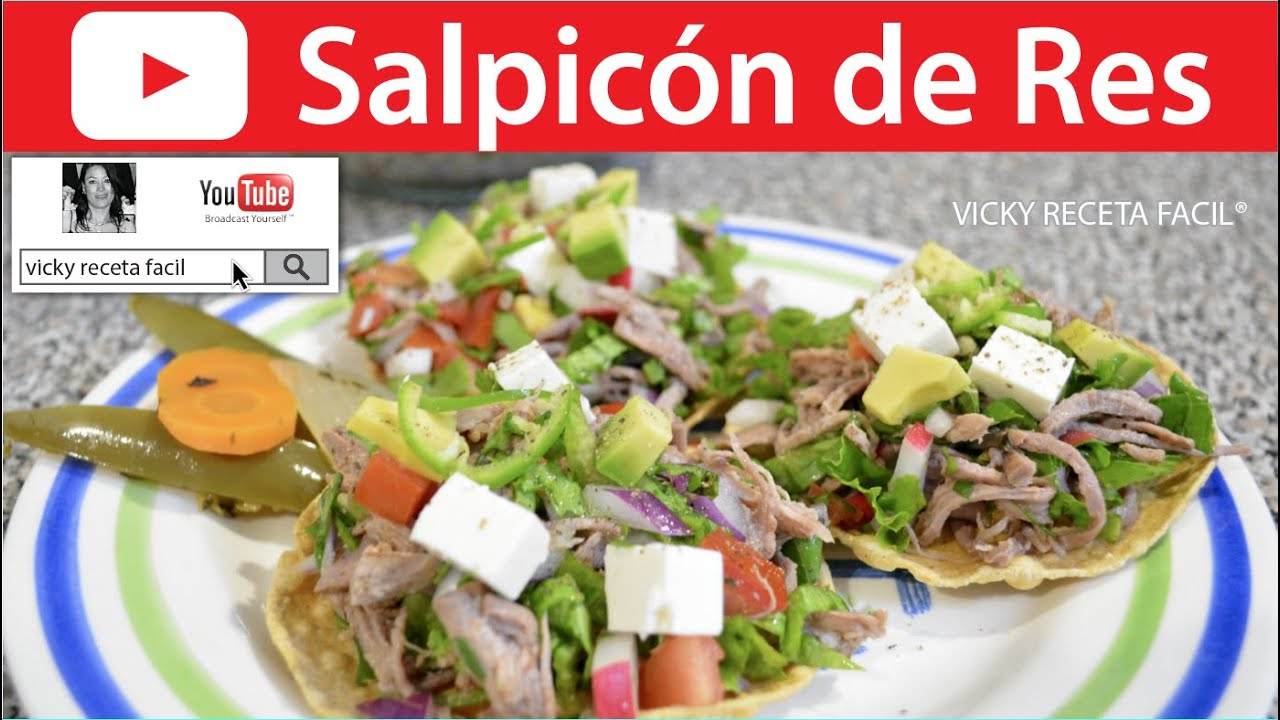 Salpicon