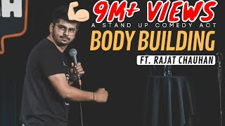 Body Building Stand up comedy by Rajat Chauhan KD Ke Kisse