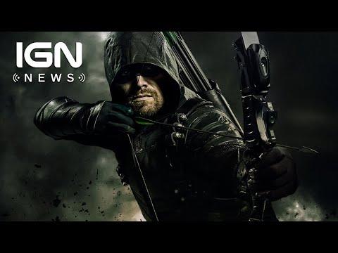 Arrow Adds Kyra Zagorsky as Former League of Assassins Member Athena  IGN