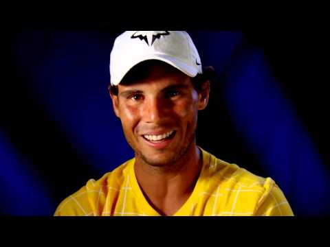 Rafael Nadal is excited for Rogers Cup in Toronto