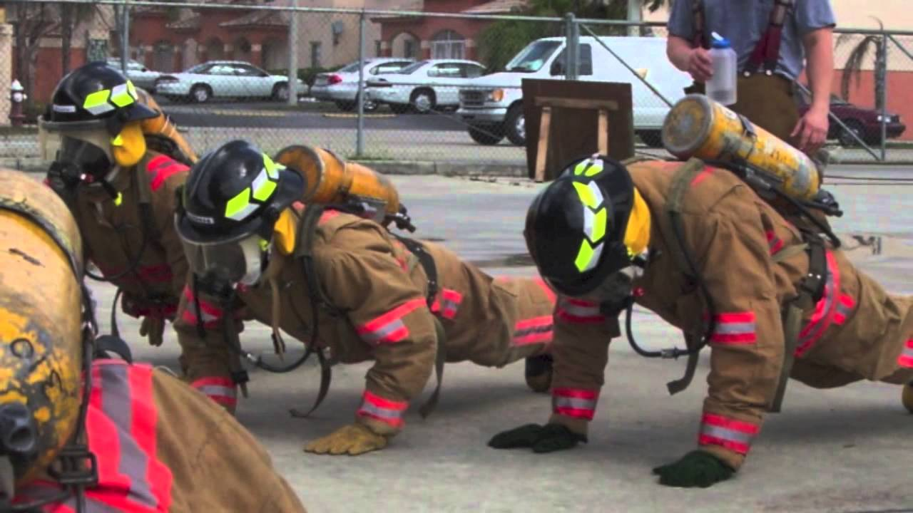 firefighter motivation