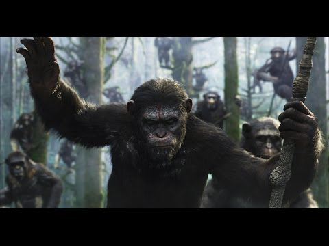 Dawn of the Planet of the Apes and Genetic Manipulation
