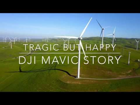My DJI Mavic Crash over 500ft High and Return