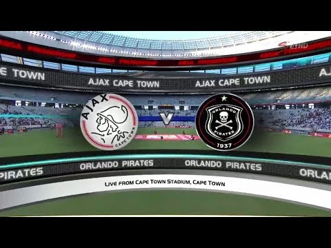 Absa Premiership 2017/2018 - Ajax Cape Town vs Orlando Pirates