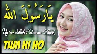 Download Mp3 Sholawat Ya Rasulallah Salamun Alaik Paling Merdu | Lirik Arab + Latin Versi Tum