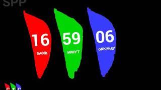 Часы СТС 1996-1997 (Remake Рисуем Мультфильмы 2) By: SansPRO Production (SPP)