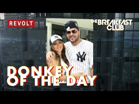 Ronnie Ortiz-Magro | Donkey of the Day