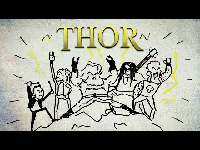 Thor Destripando la Historia CAN
