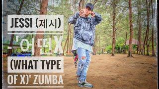 Download lagu Jessi (제시) - '어떤X (What Type of X) 🖤 | ZUMBA | FITNESS | DANCE | KPOP | At Balikpapan