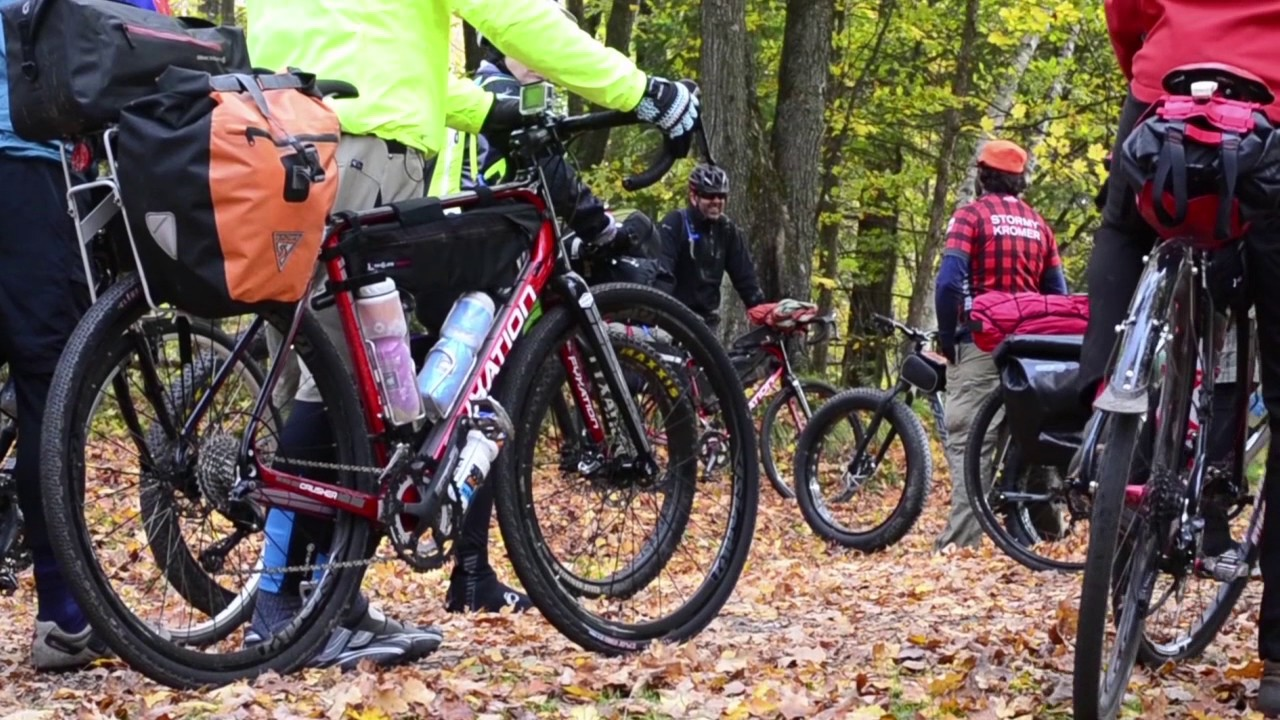 Carbon Adventure Bike Youtube