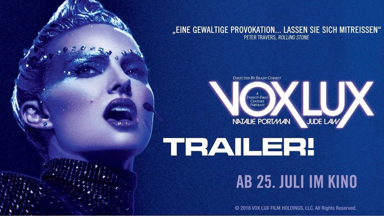VOX LUX Trailer 1 (german deutsch)