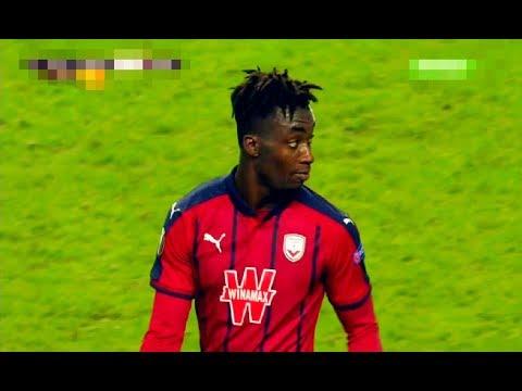 Yann Karamoh Vs FC Copenhagen(13/12/2018)18-19 HD 720p by轩旗