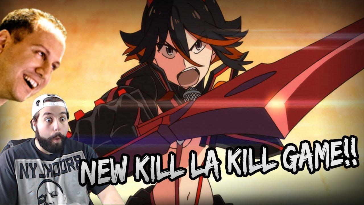 Arc System Works Has A New Game Kill La Kill 3d Arena
