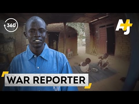 Meet The Sudanese Journalists Risking Their Lives To Cover War [Sudan In 360, Part 4]