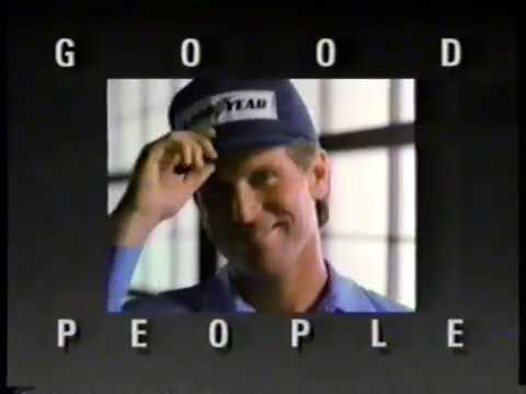 1991 Goodyear Auto Service TV Commercial
