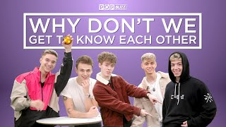 Download 'Why Don't We' Battle It Out In A Ridiculous Friendship Test | PopBuzz Meets Mp3 and Videos