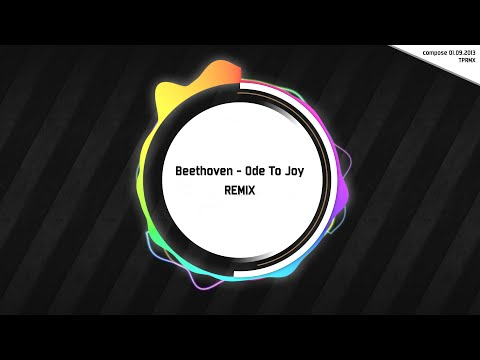 [TPRMX] Beethoven - Symphony No.9 4th 'Ode To Joy' Remix&Arrange