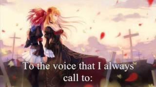 Ange Ushiromiya image song ?entreat? English Translation