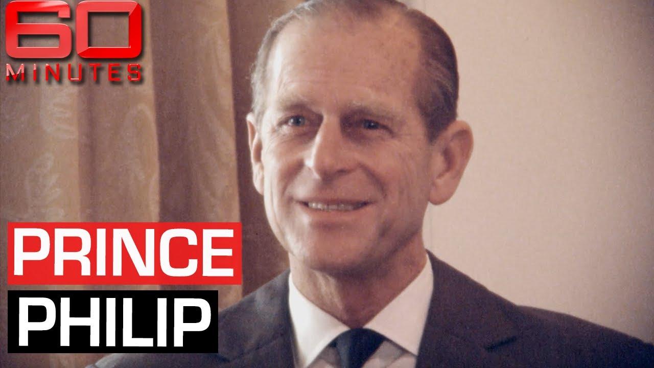 Prince Philip: Reporter granted rare access by the Duke   60 Minutes Australia