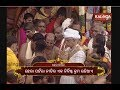 Rath Yatra 2019: Gajapati approaches the chariots for Chherapanhara ritual | Kalinga TV