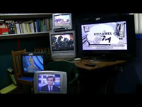 Sydney Analog television Shut Down