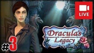 """[Archiwum] Live - DRACULA'S LEGACY (1) - [3/3] - """"Ona faktycznie strzeliła :O"""""""