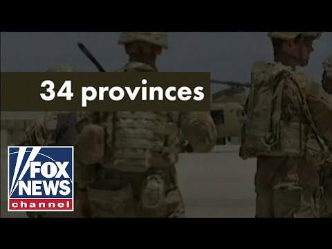 Afghanistan prepares for Taliban violence