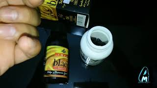 Virgin Black Seed Oil and Capsules (Review)
