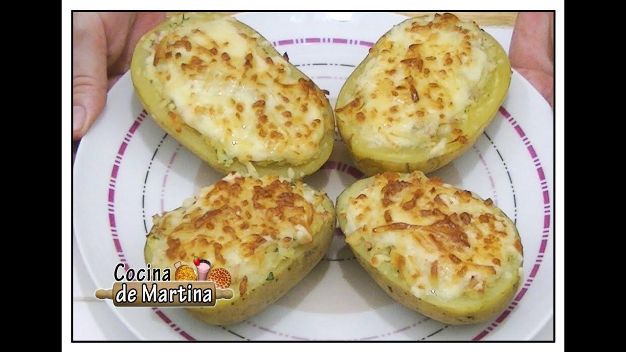 recetas de cocina de patatas