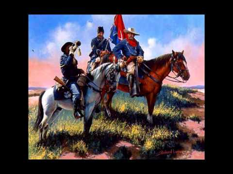 Favorite Art Subjects - Horse Soldiers in the Old West