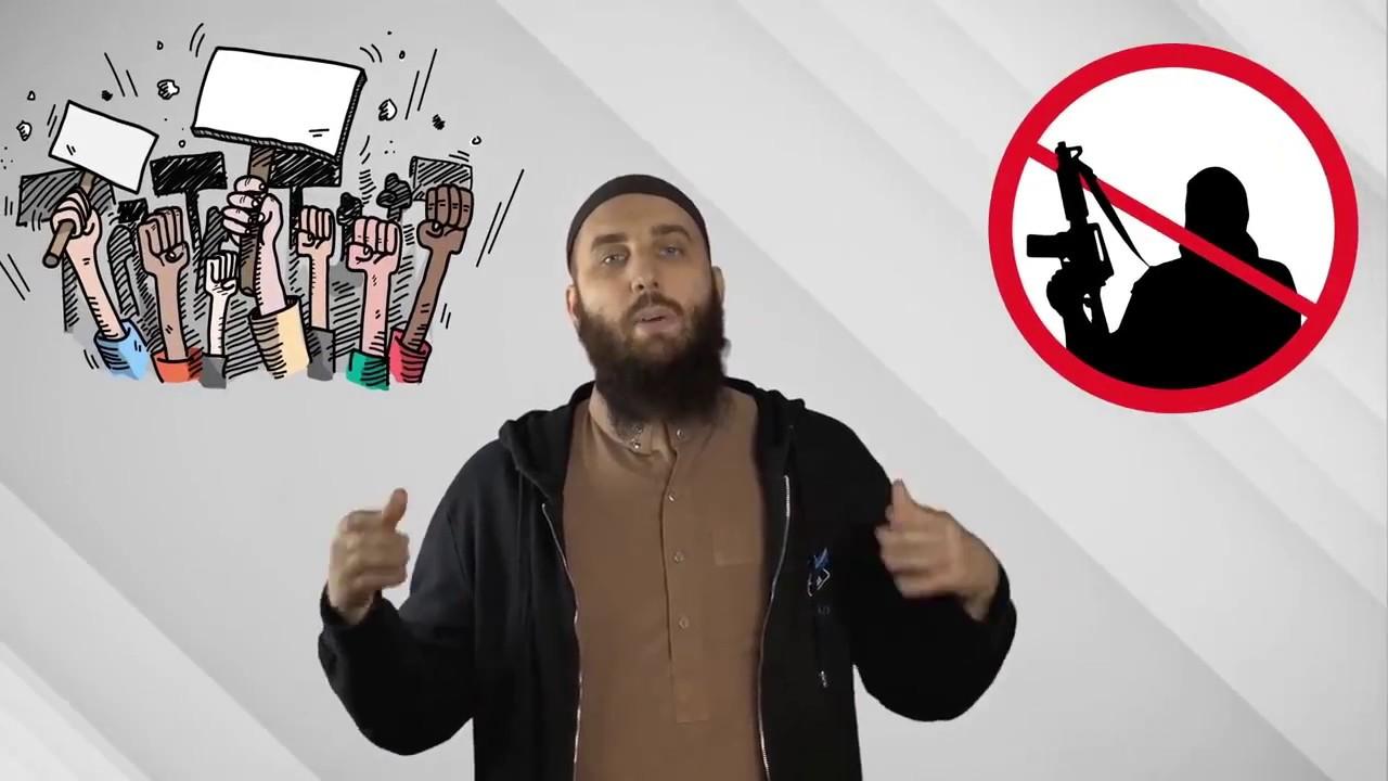 Muslimerna bör leda kampen mot extremism i islams namn | Abu Dawud