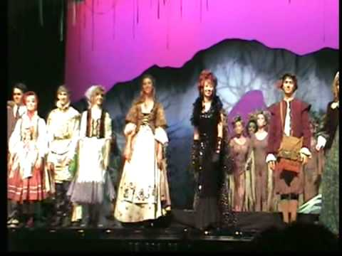 """BCA - Into the Woods """"Act II Finale"""""""
