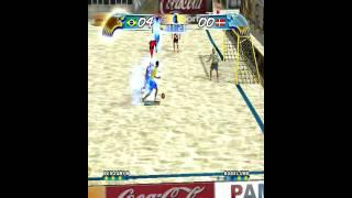 Pro Beach Soccer - Gameplay