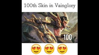Vainglory's 100th skin: 'Champion's Fate' Blackfeather
