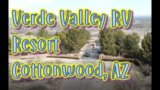 Verde Valley RV Resort, Cottonwood AZ